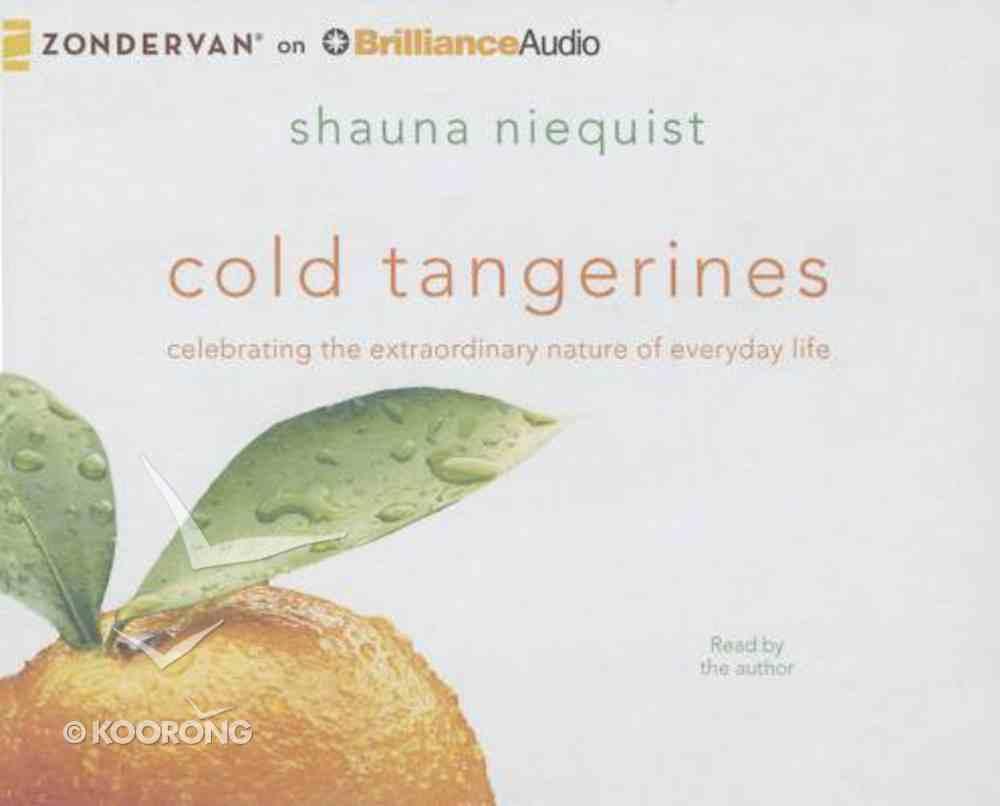Cold Tangerines (Unabridged, 4 Cds) CD