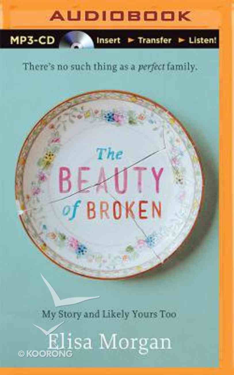The Beauty of Broken (Unabridged, Mp3) CD