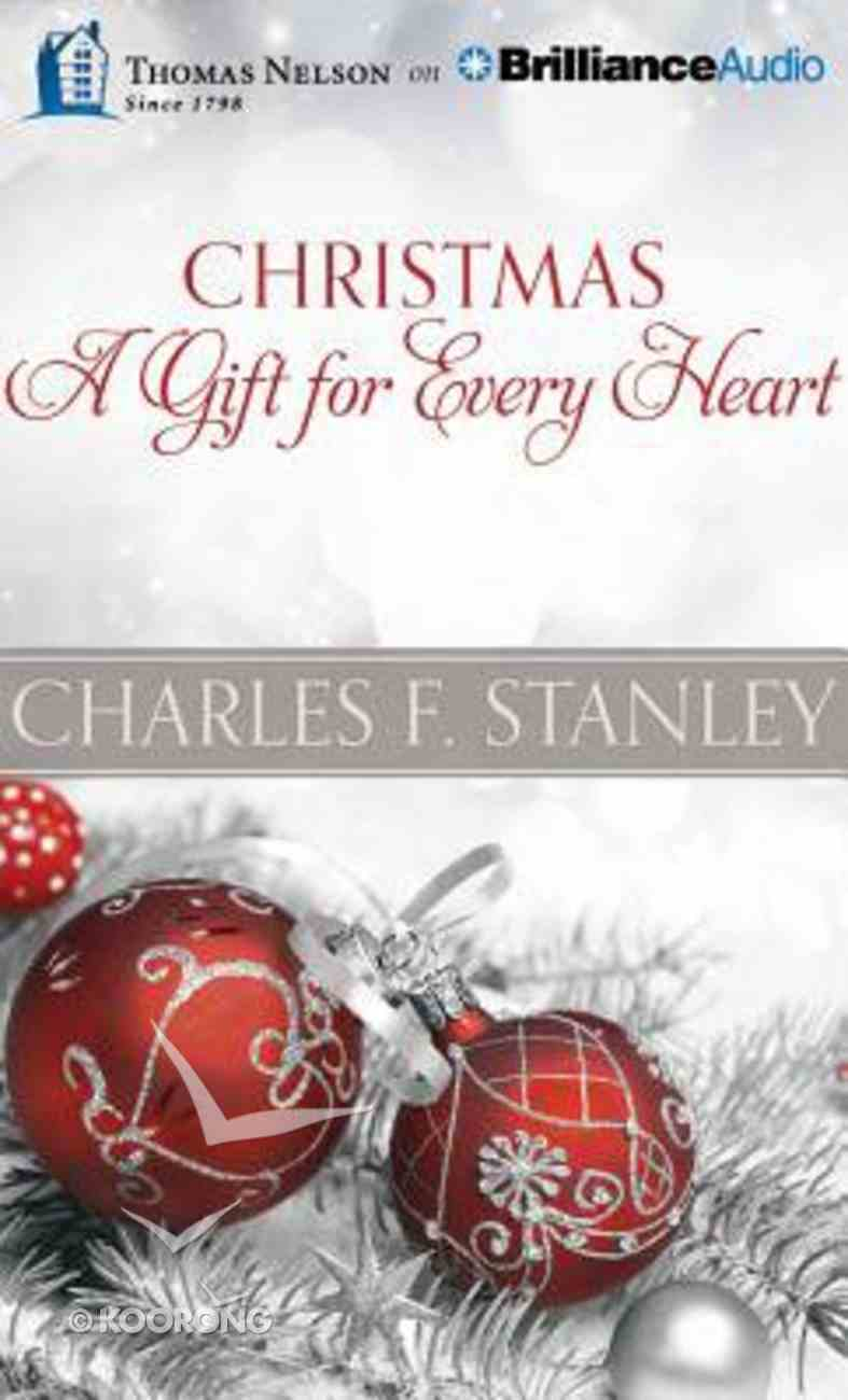 Christmas: A Gift For Every Heart (Unabridged, 2 Cds) CD