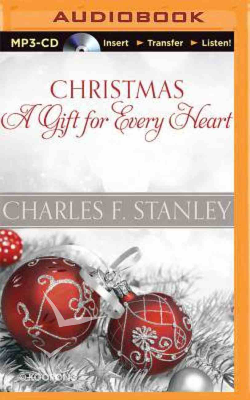 Christmas: A Gift For Every Heart (Unabridged, Mp3) CD