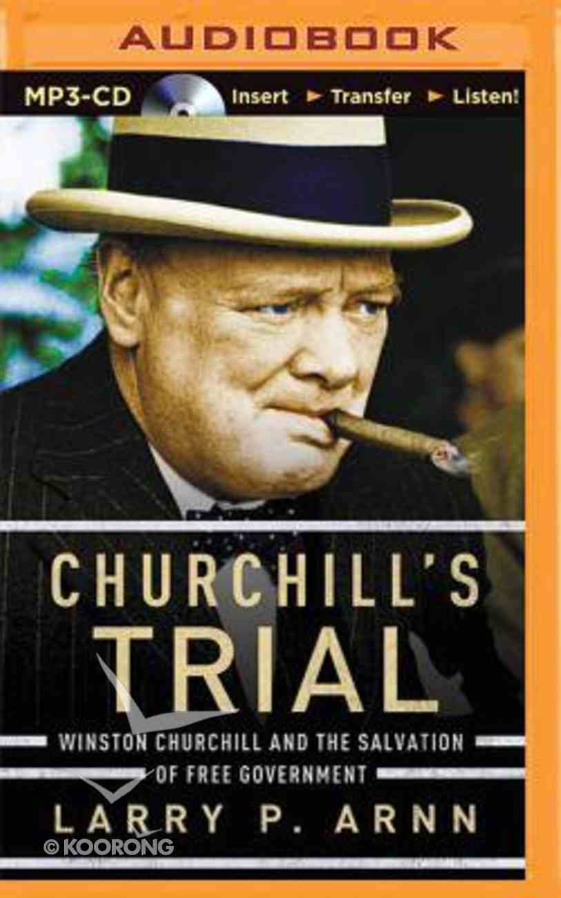 Churchill's Trial (Unabridged, Mp3) CD