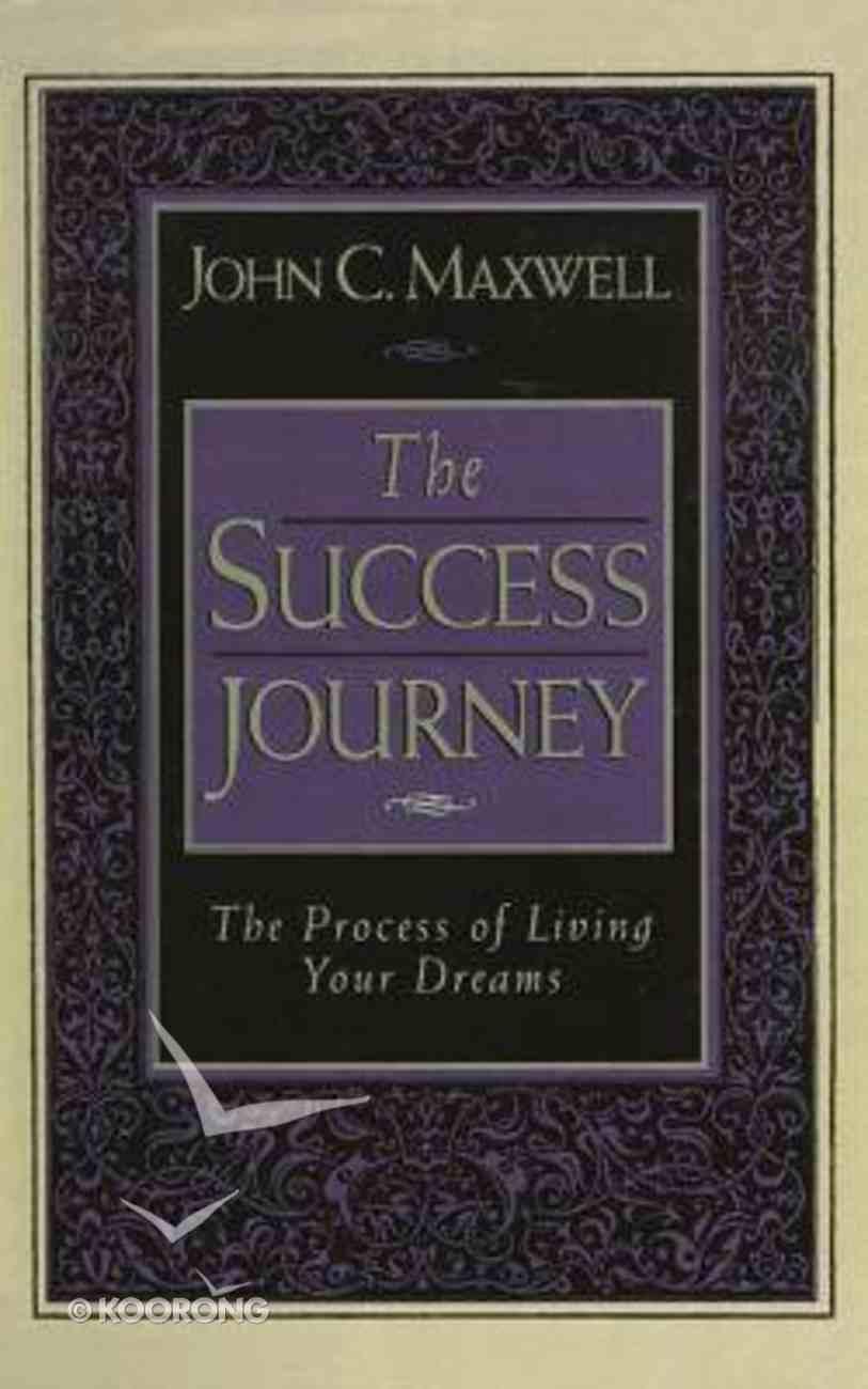 The Success Journey (Abridged, 3 Cds) CD