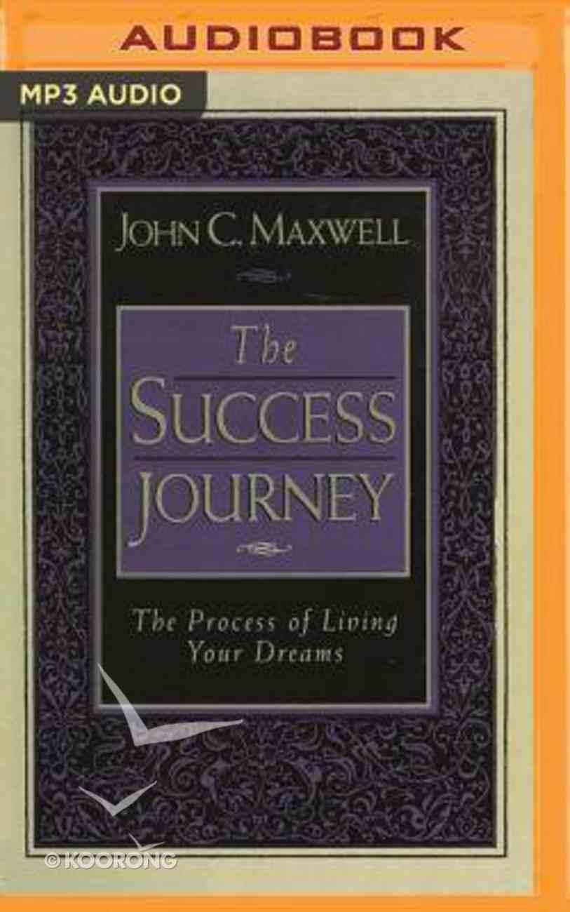 The Success Journey (Abridged, Mp3) CD