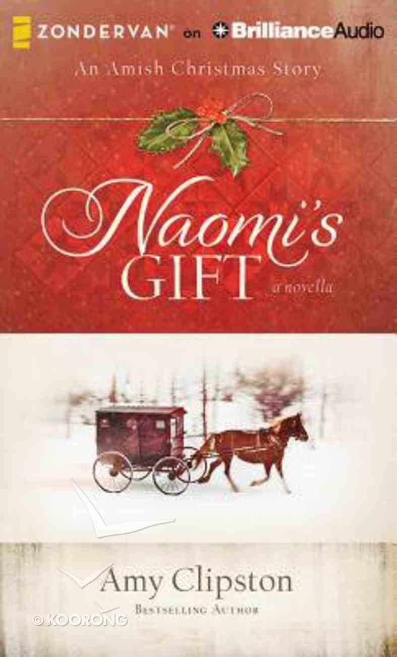 Naomi's Gift (Unabridged, 4 Cds) CD