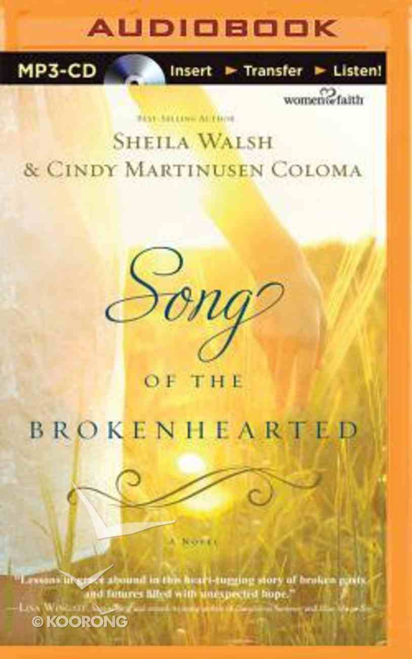 Song of the Brokenhearted (Unabridged, Mp3) CD