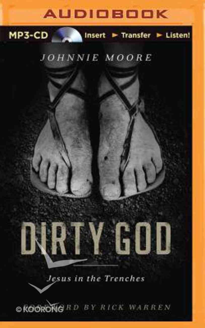 Dirty God (Unabridged, Mp3) CD