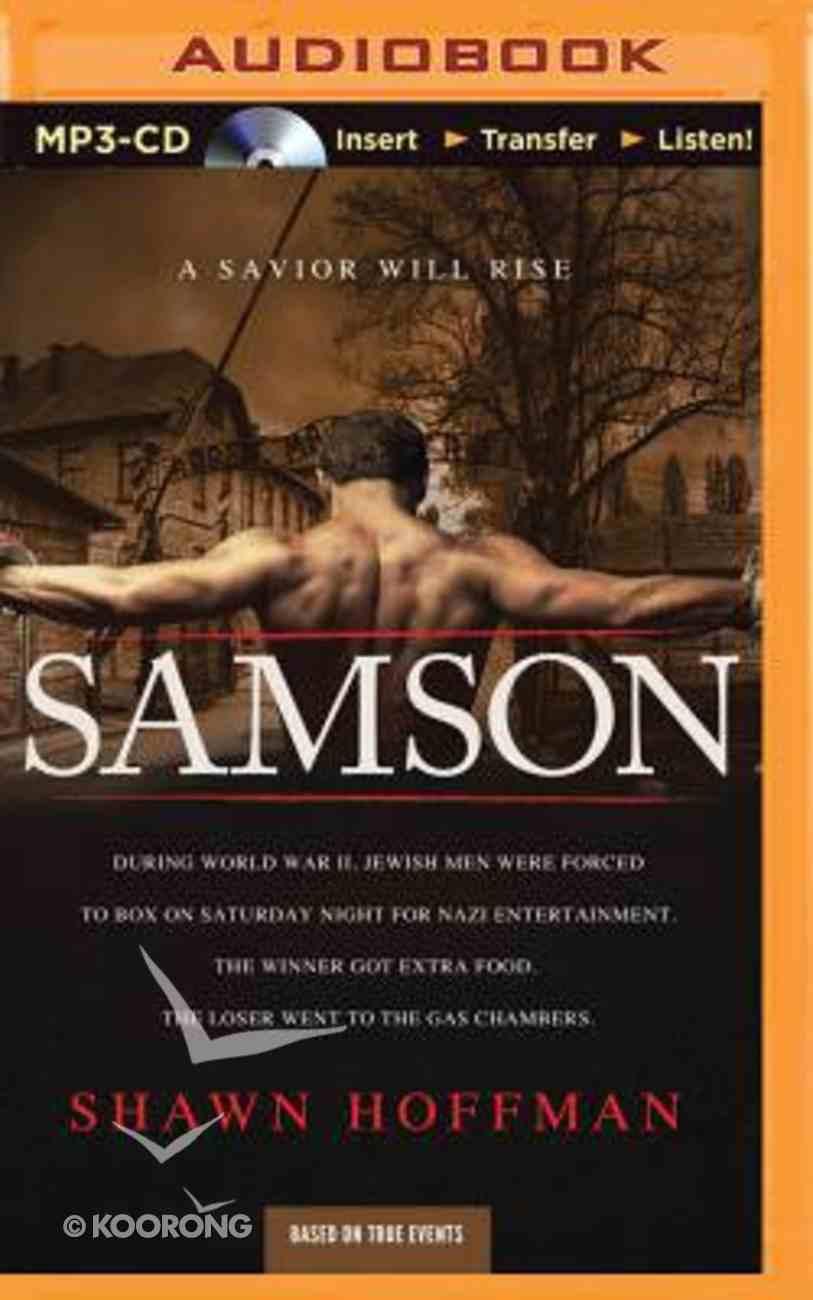 Samson (Unabridged, Mp3) CD