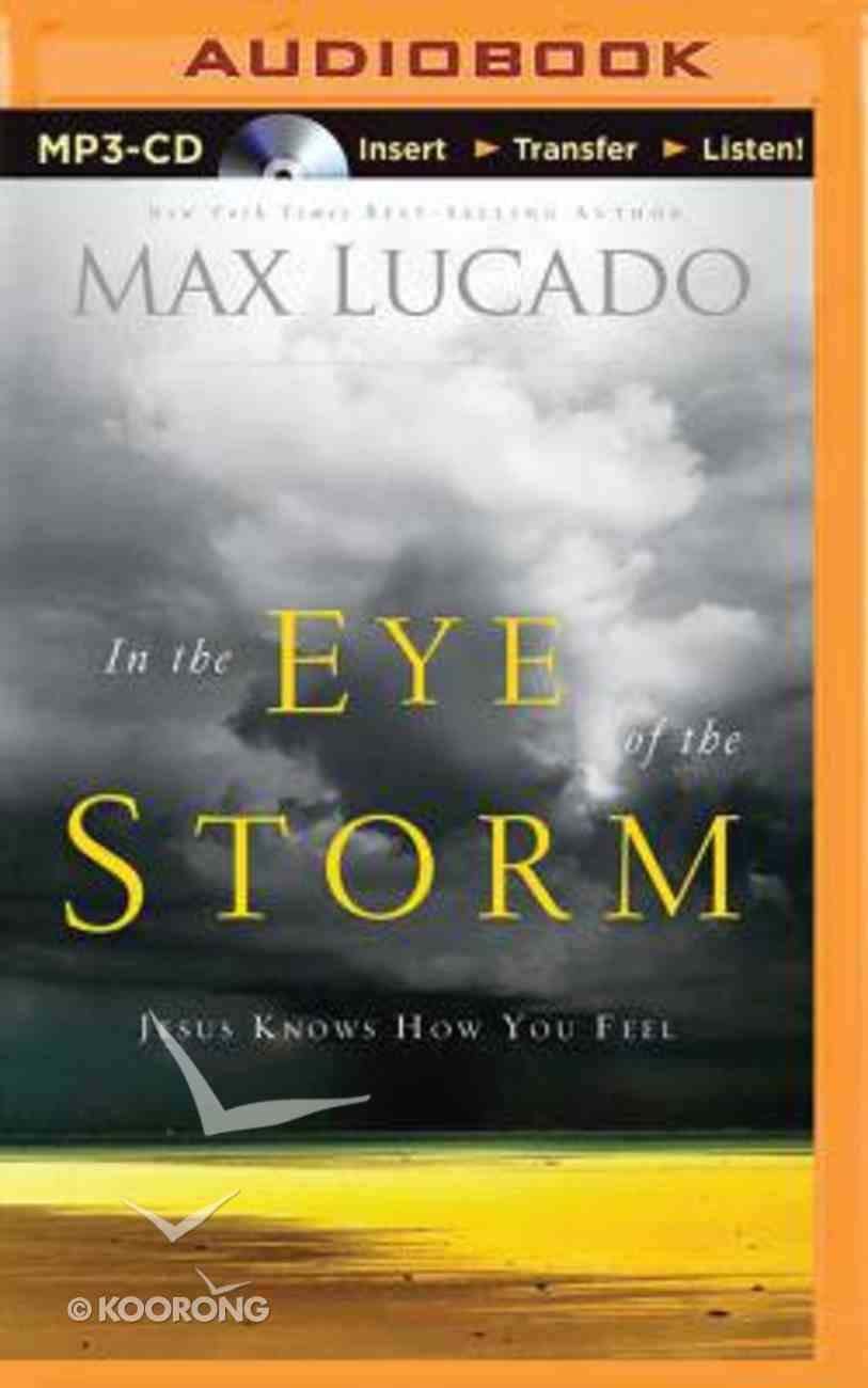 In the Eye of the Storm (Unabridged, Mp3) CD