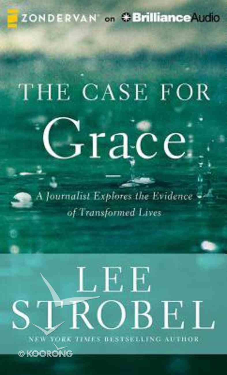 The Case For Grace (Unabridged, 6 Cds) CD
