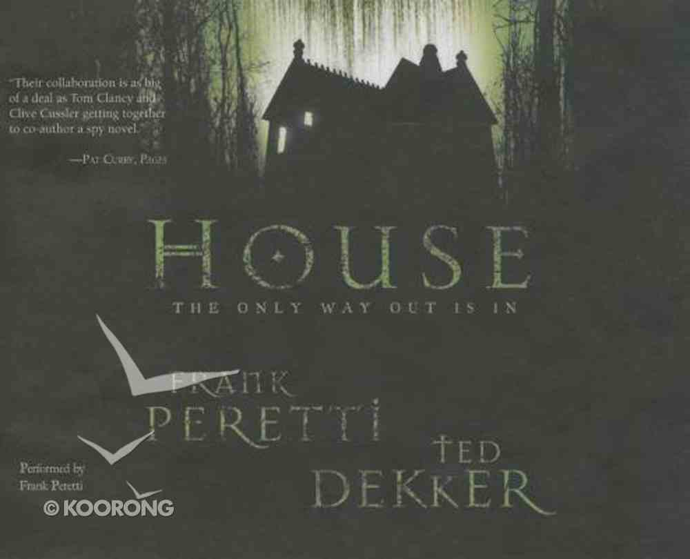 House (Abridged, 4 Cds) CD