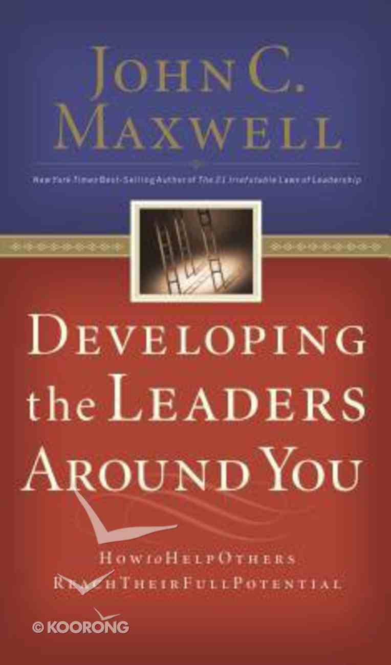 Developing the Leaders Around You (Unabridged, 3 Cds) CD