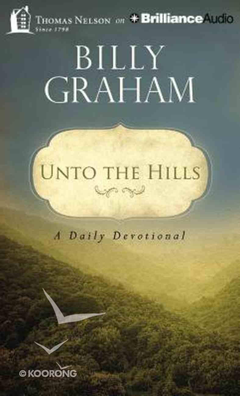 Unto the Hills (Unabridged, 2 Cds) CD