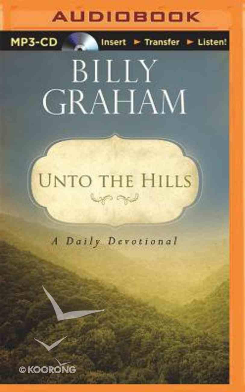 Unto the Hills (Unabridged, Mp3) CD