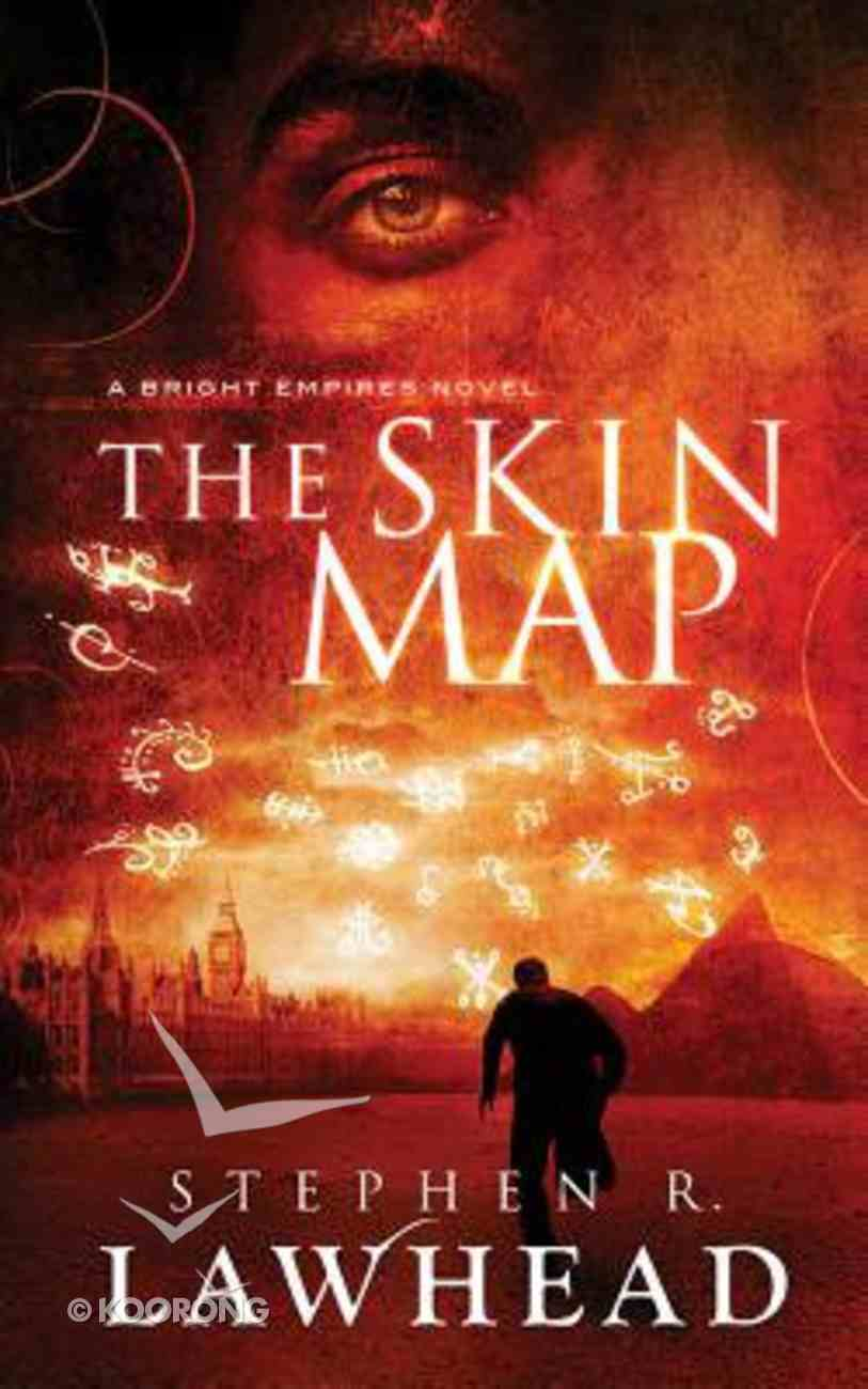 The Skin Map (Unabridged, 9 CDS) (#01 in Bright Empires Audio Series) CD