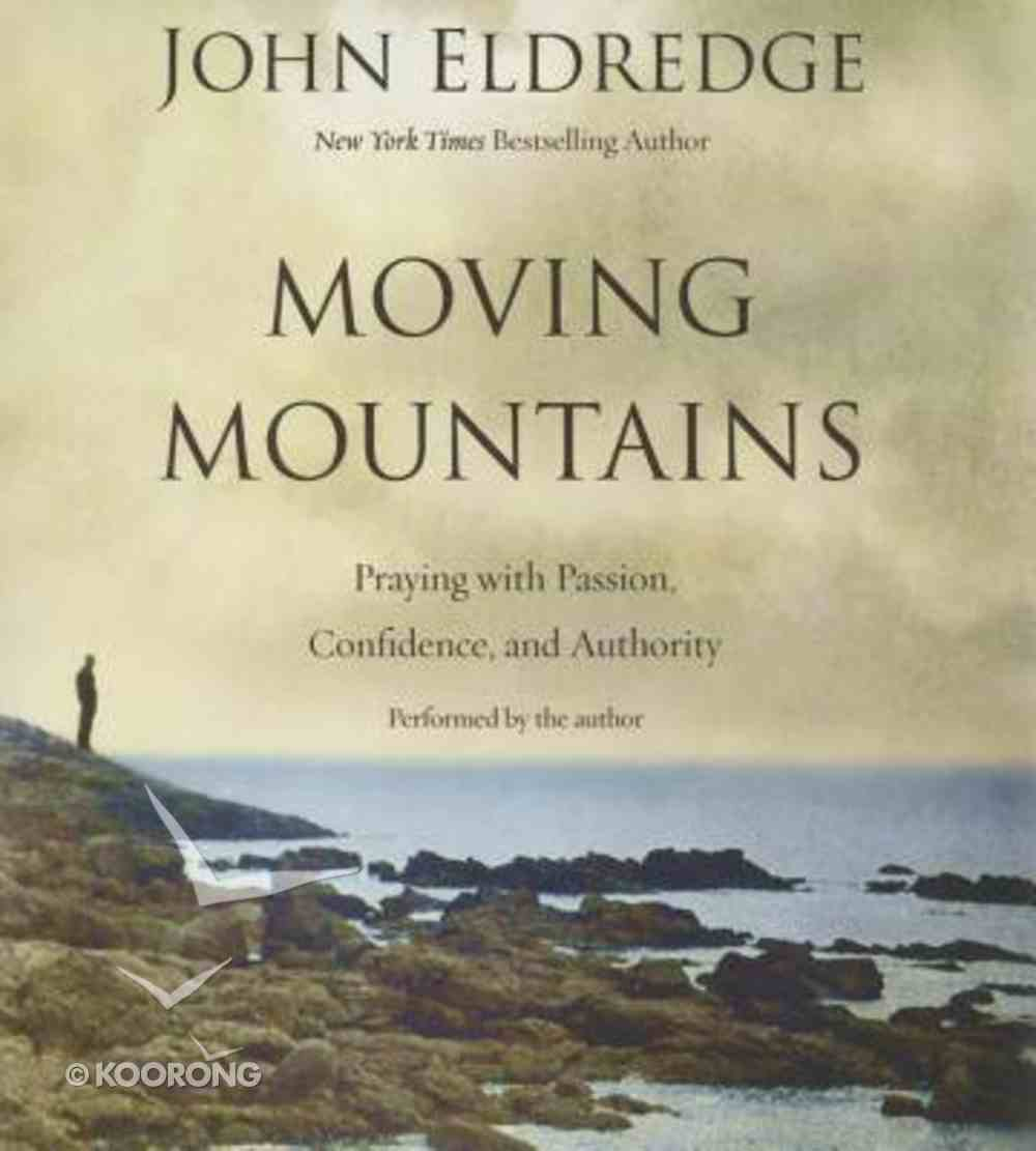 Moving Mountains (Unabridged, 4 Cds) CD