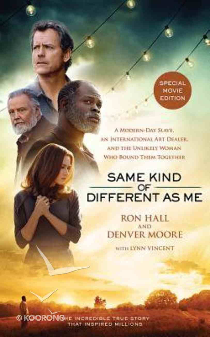 Same Kind of Different as Me (Unabridged, 7 Cds) (Movie Edition) CD