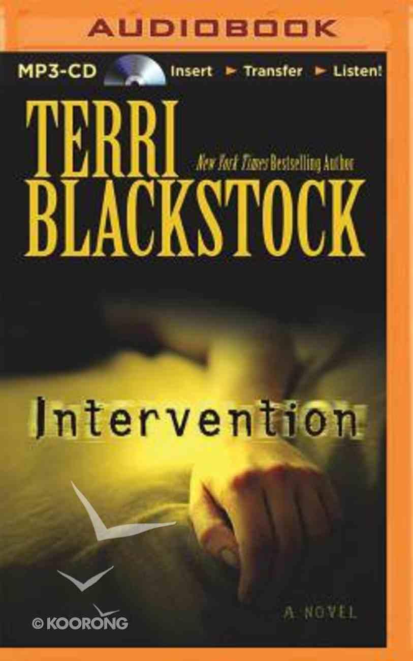 Intervention (Unabridged, MP3) (#01 in Intervention Audio Series) CD