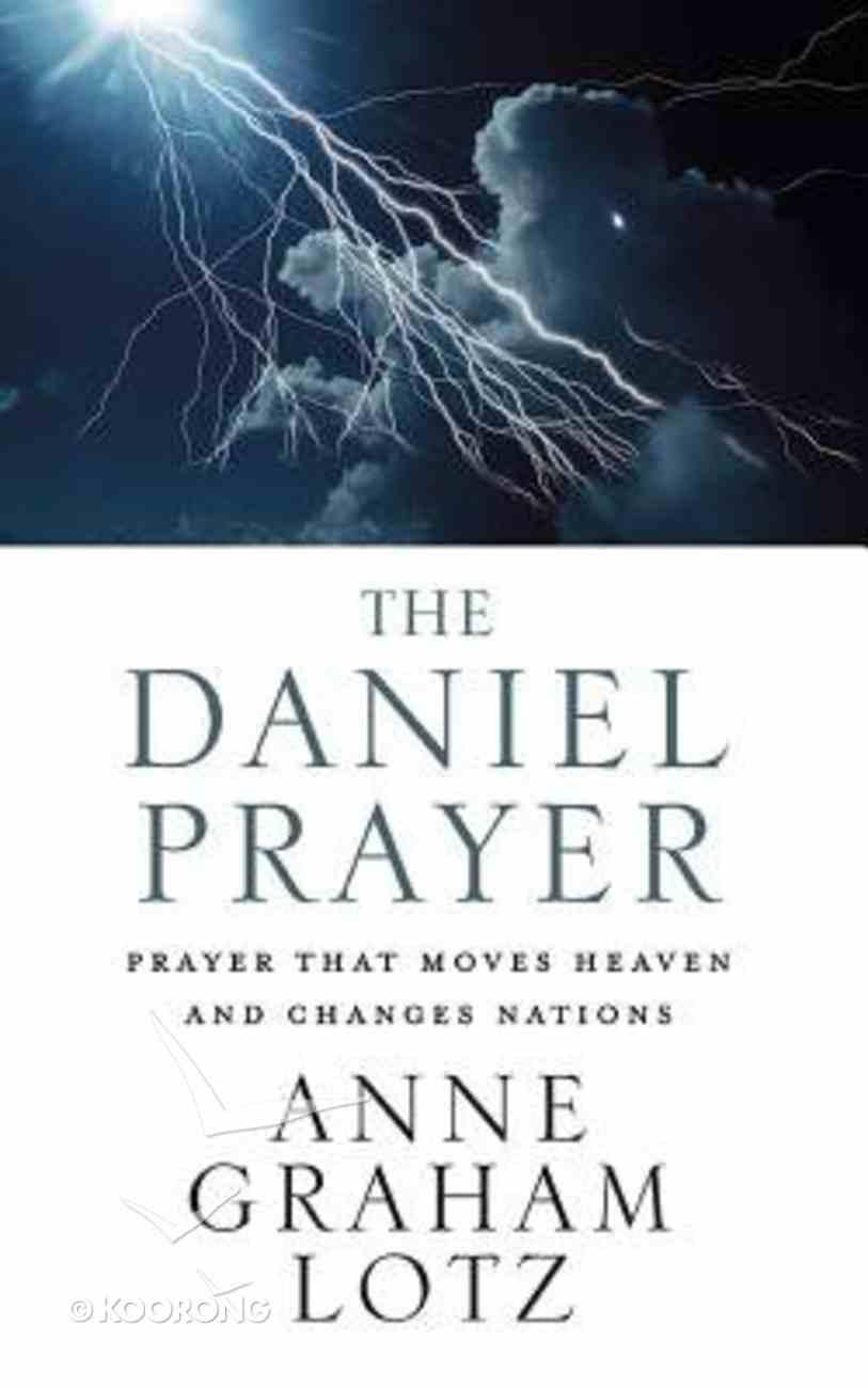 The Daniel Prayer (Unabridged, 4 Cds) CD