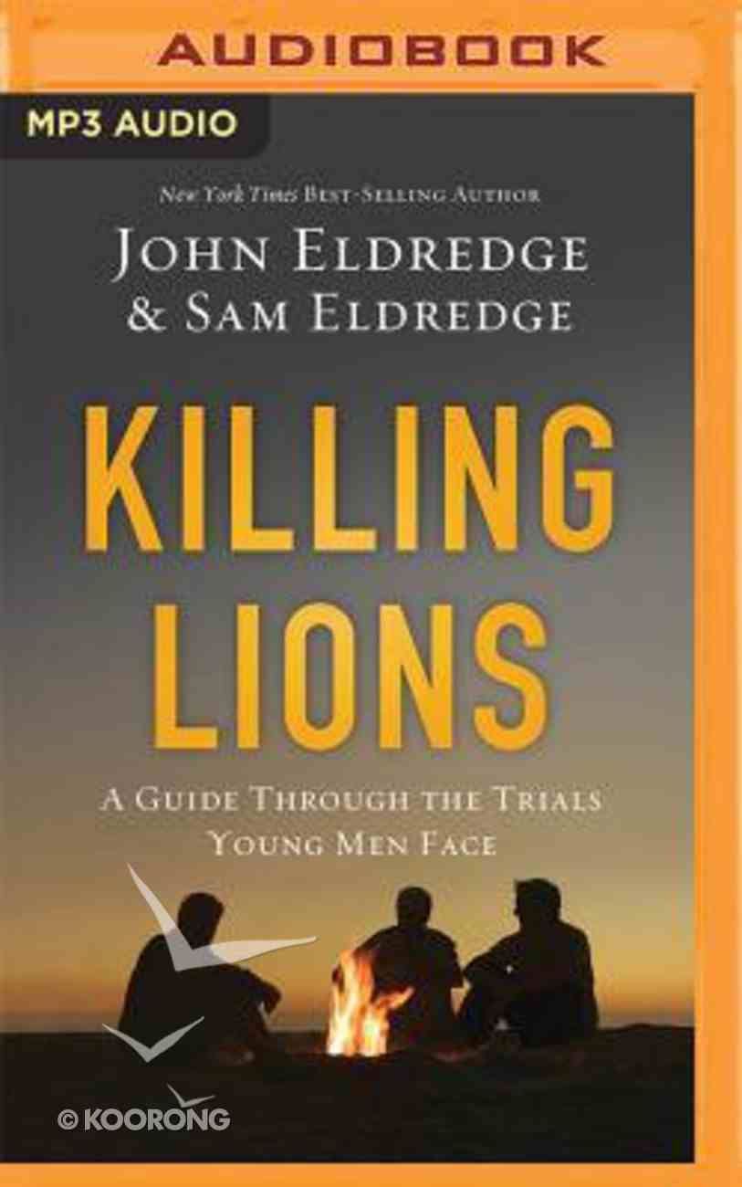 Killing Lions (Unabridged, Mp3) CD