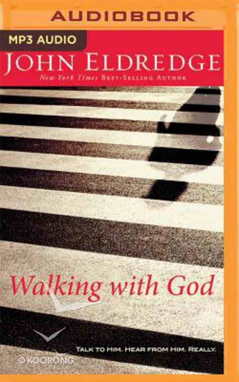 Walking With God (Unabridged, Mp3) CD