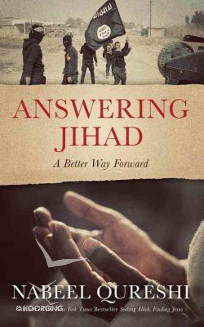 Answering Jihad (Unabridged, 4 Cds) CD