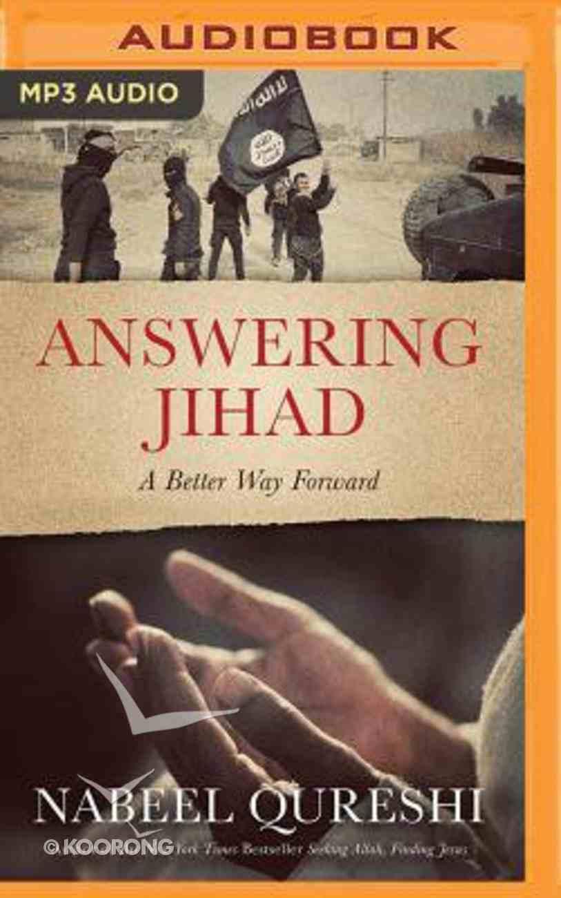 Answering Jihad (Unabridged, Mp3) CD
