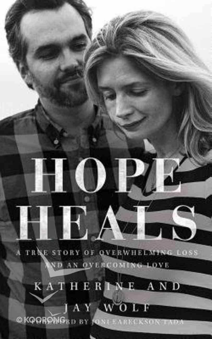 Hope Heals (Unabridged, 6 Cds) CD