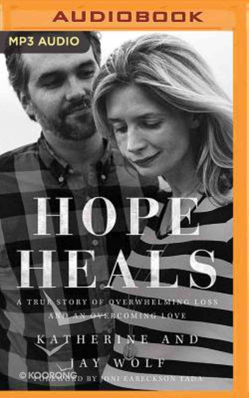 Hope Heals (Unabridged, Mp3) CD