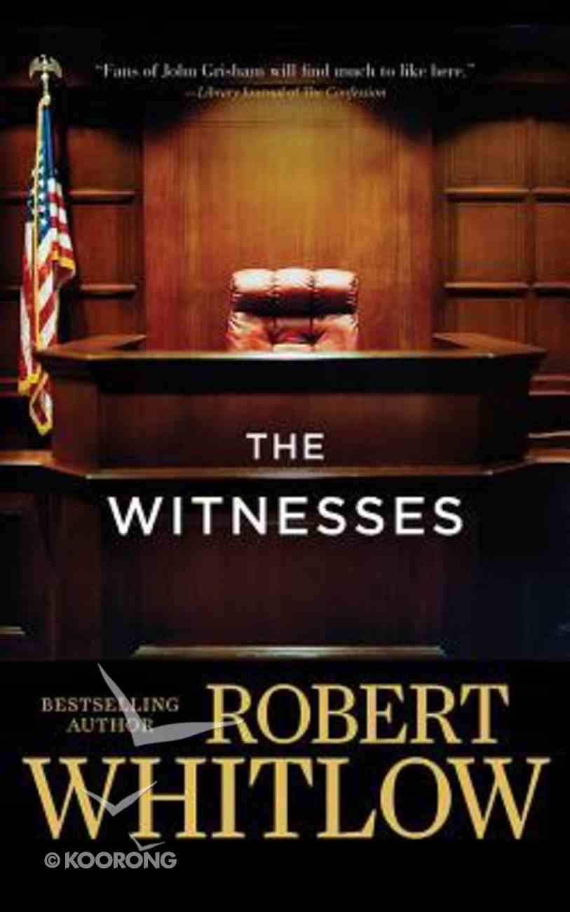The Witnesses (Unabridged, 9 Cds) CD