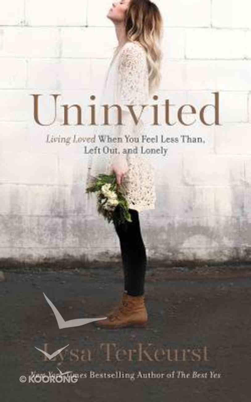 Uninvited (Unabridged, 5 Cds) CD