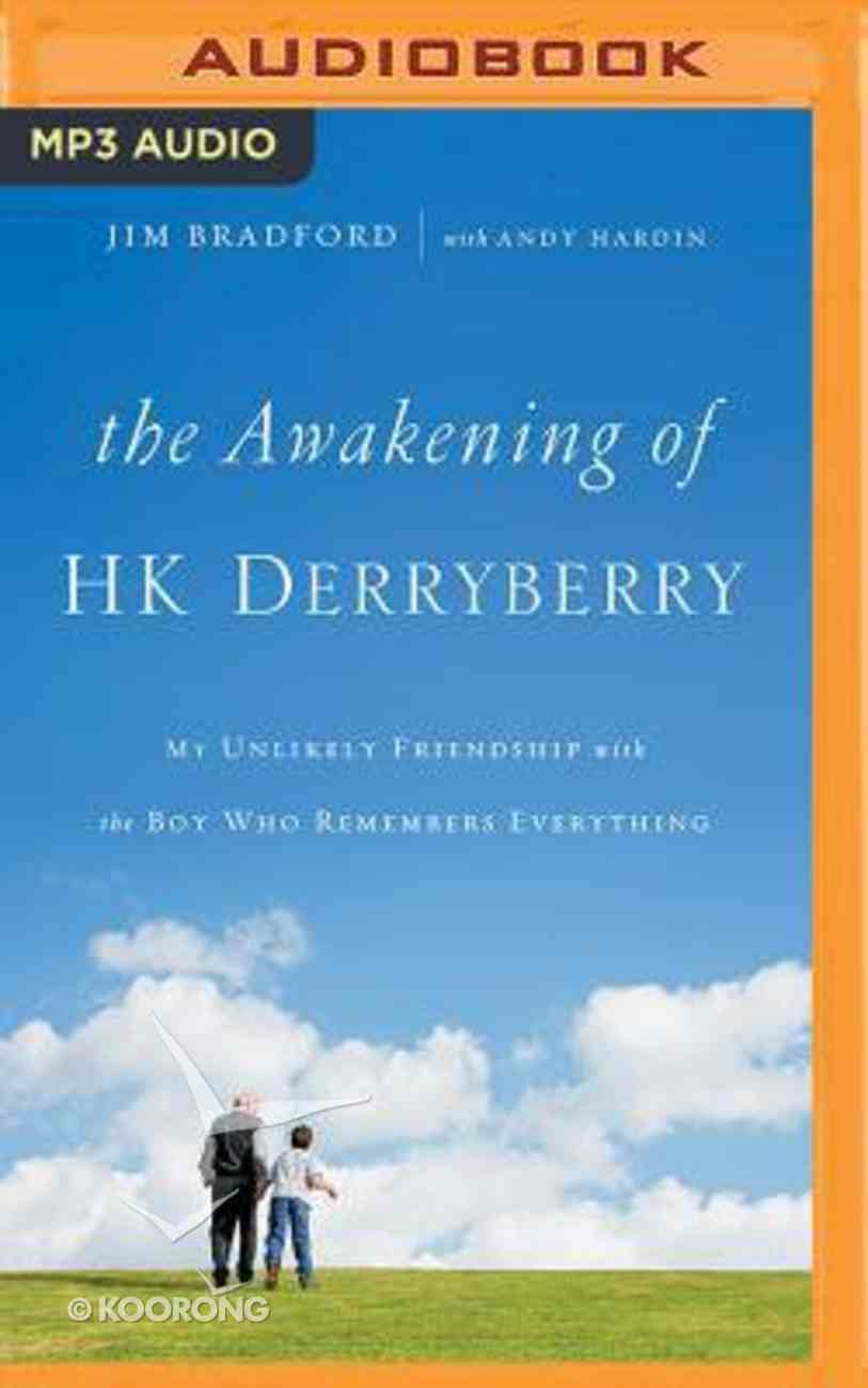 The Awakening of H.K. Derryberry (Unabridged, Mp3) CD