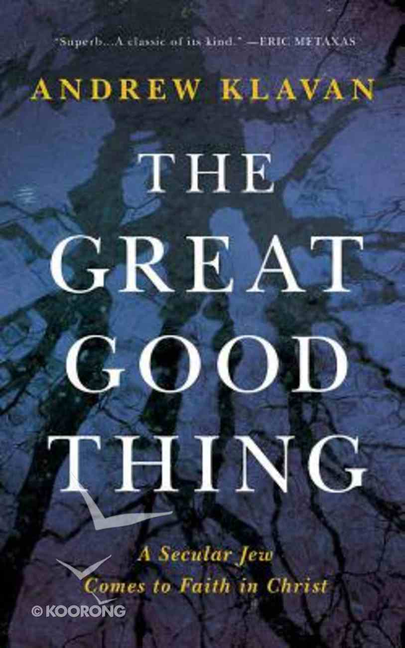 The Great Good Thing (Unabridged, 8 Cds) CD