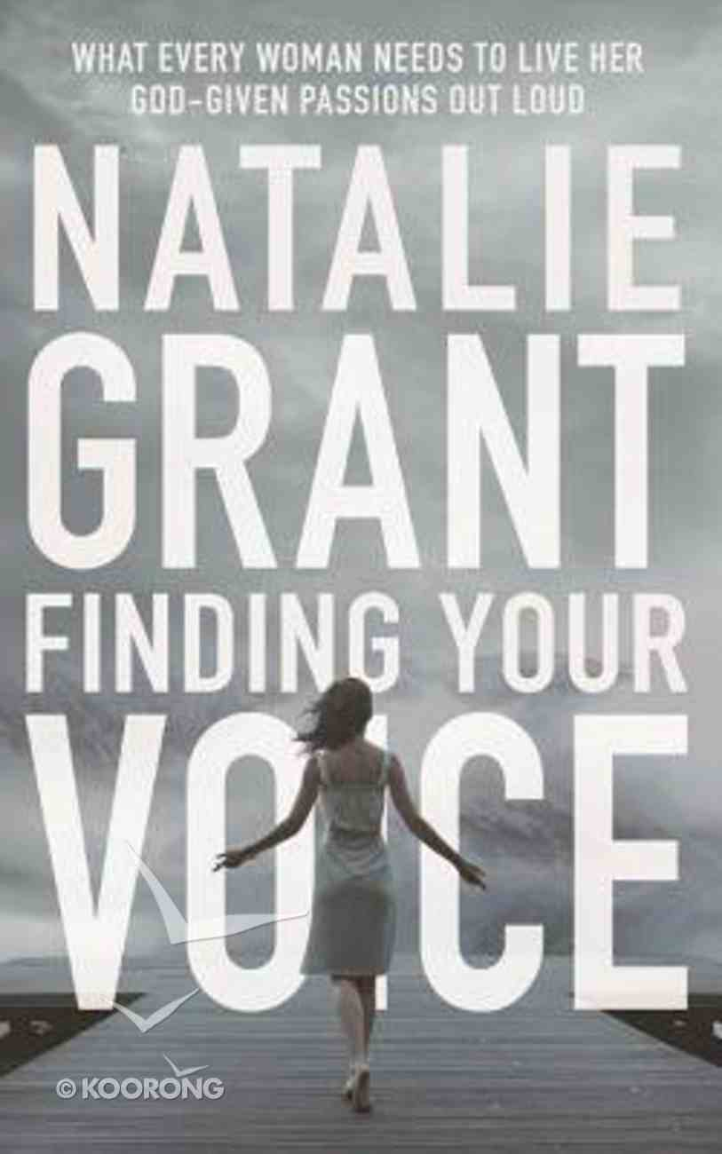 Finding Your Voice (Unabridged, 6 Cds) CD