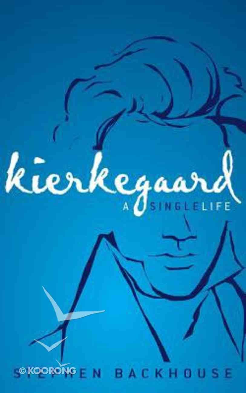 Kierkegaard: A Single Life (Unabridged, 6 Cds) CD