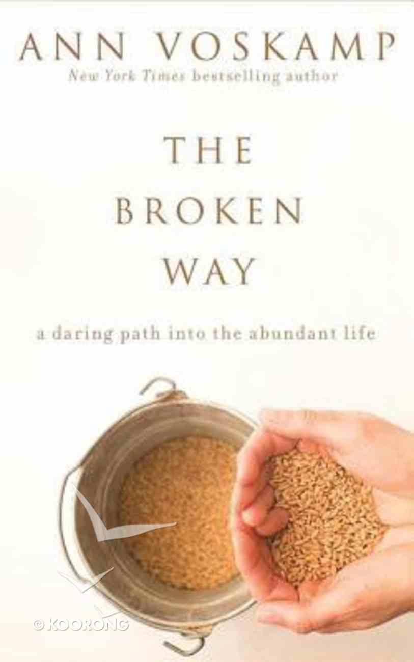 The Broken Way (Unabridged, 6 Cds) CD