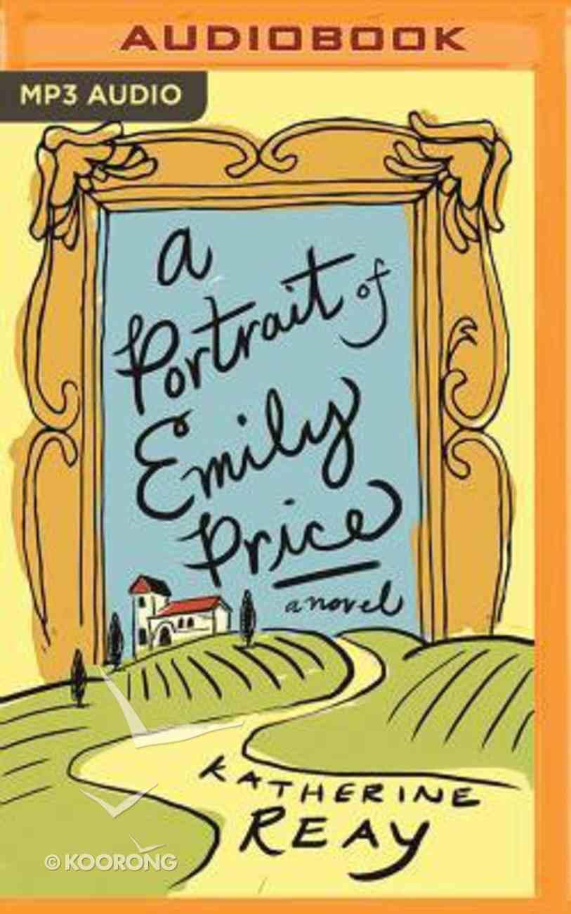 A Portrait of Emily Price (Unabridged, Mp3) CD