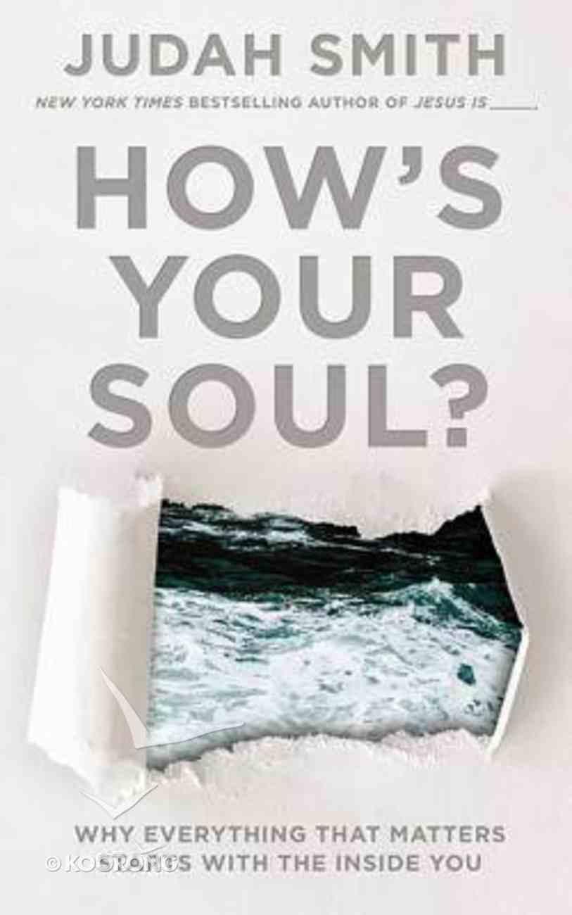 How's Your Soul (Unabridged, 5 Cds) CD