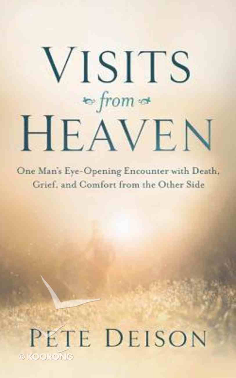 Visits From Heaven (Unabridged, 5 Cds) CD