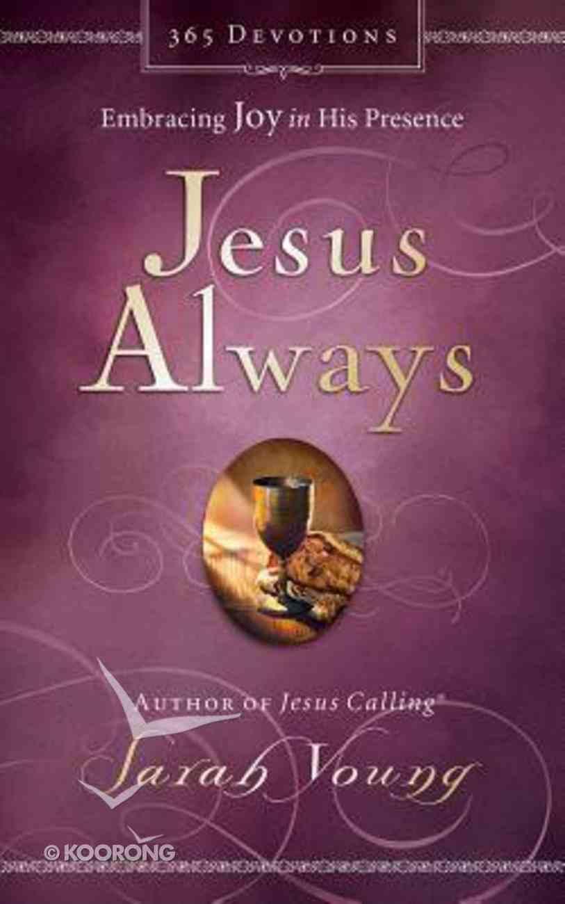 Jesus Always (Unabridged, 5 Cds) CD