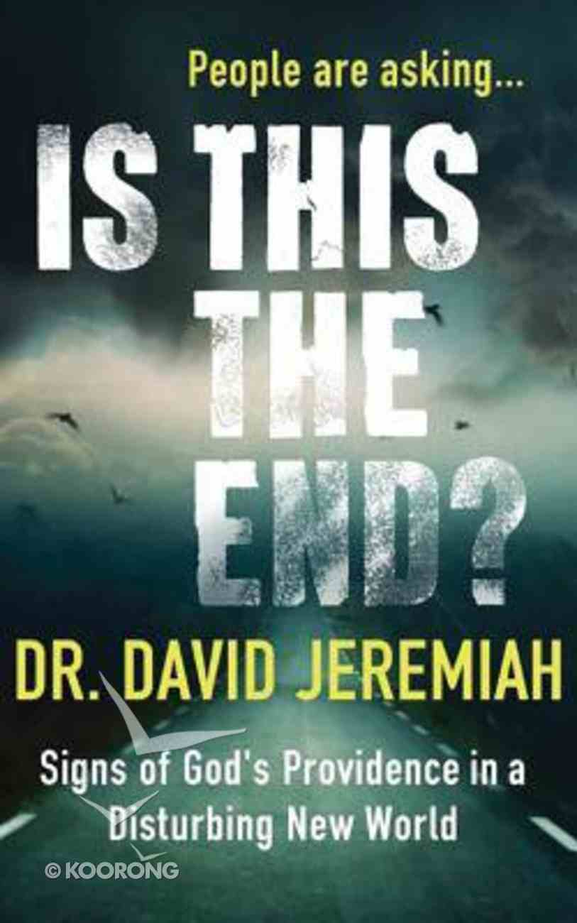 Is This the End? (Unabridged, 5 Cds) CD