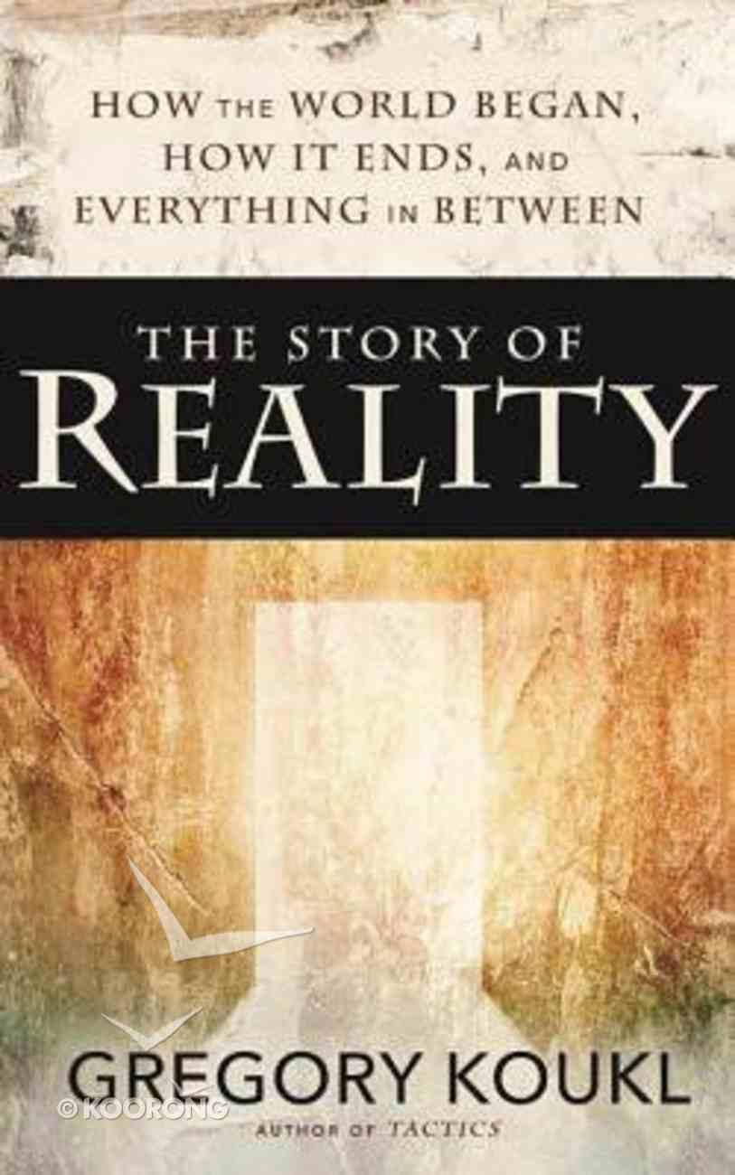 Credo: The Story of Reality (Unabridged, 3 Cds) CD