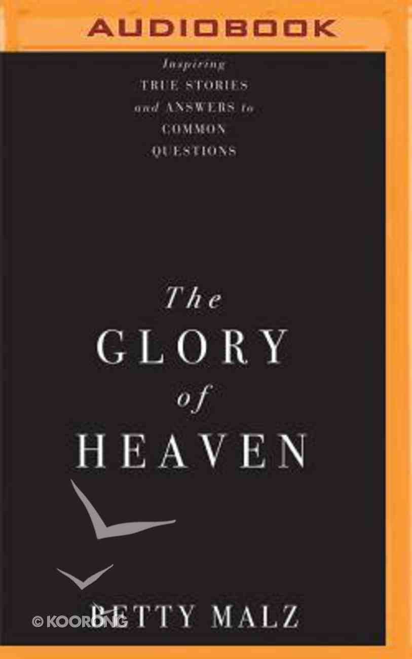 The Glory of Heaven (Unabridged, Mp3) CD