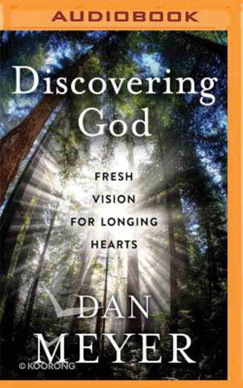 Discovering God (Unabridged, Mp3) CD