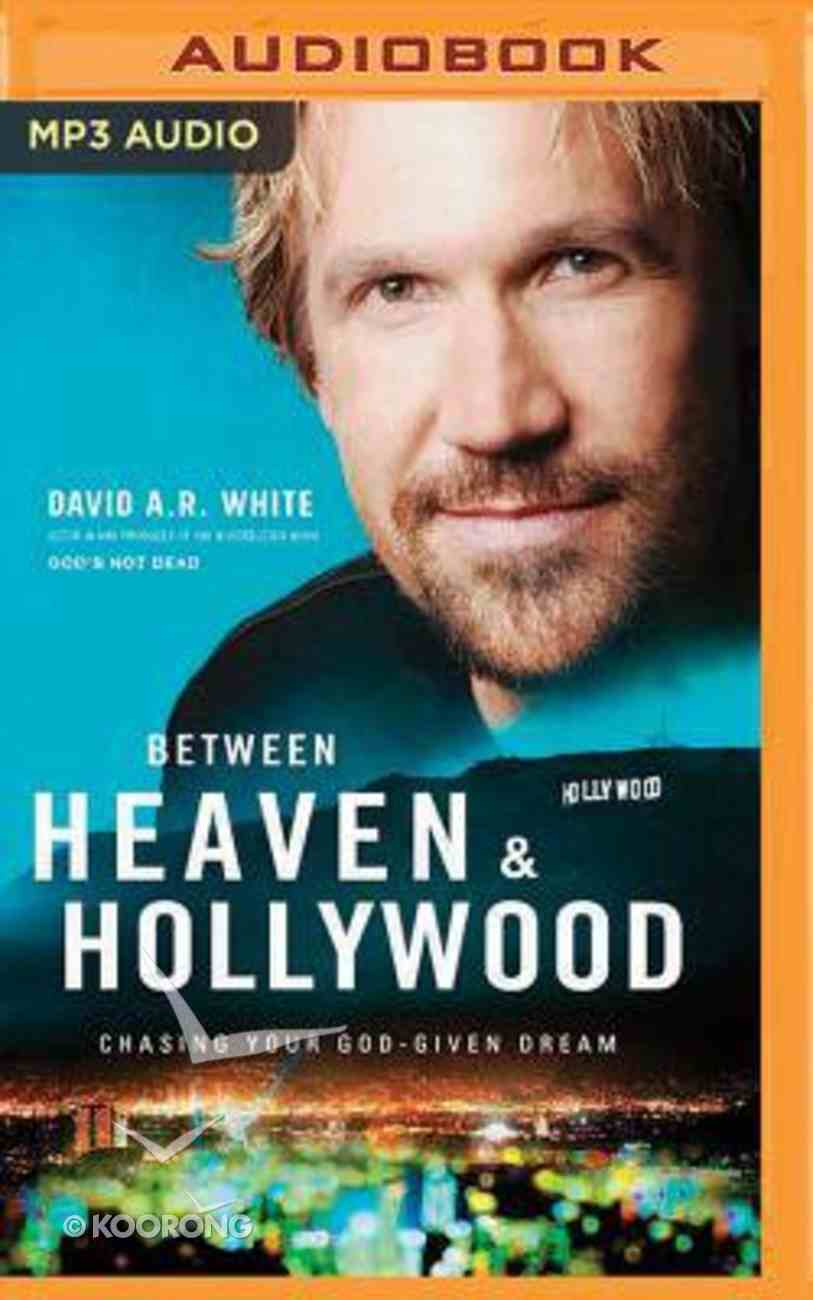 Between Heaven and Hollywood (Unabridged, Mp3) CD