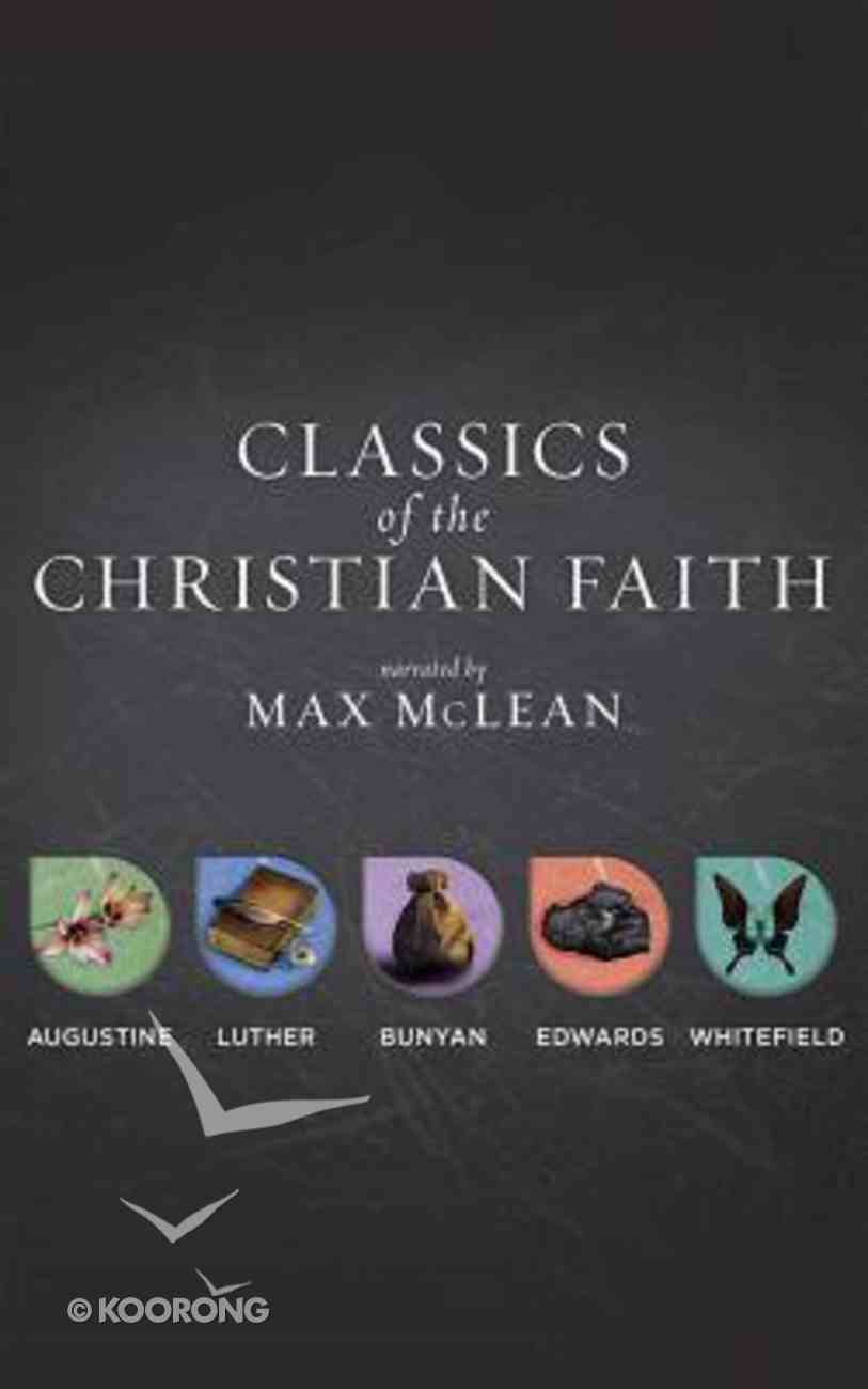 Complete Audio Collection (Unabridged, 9 CDS) (Classics Of The Christian Faith Audio Series) CD