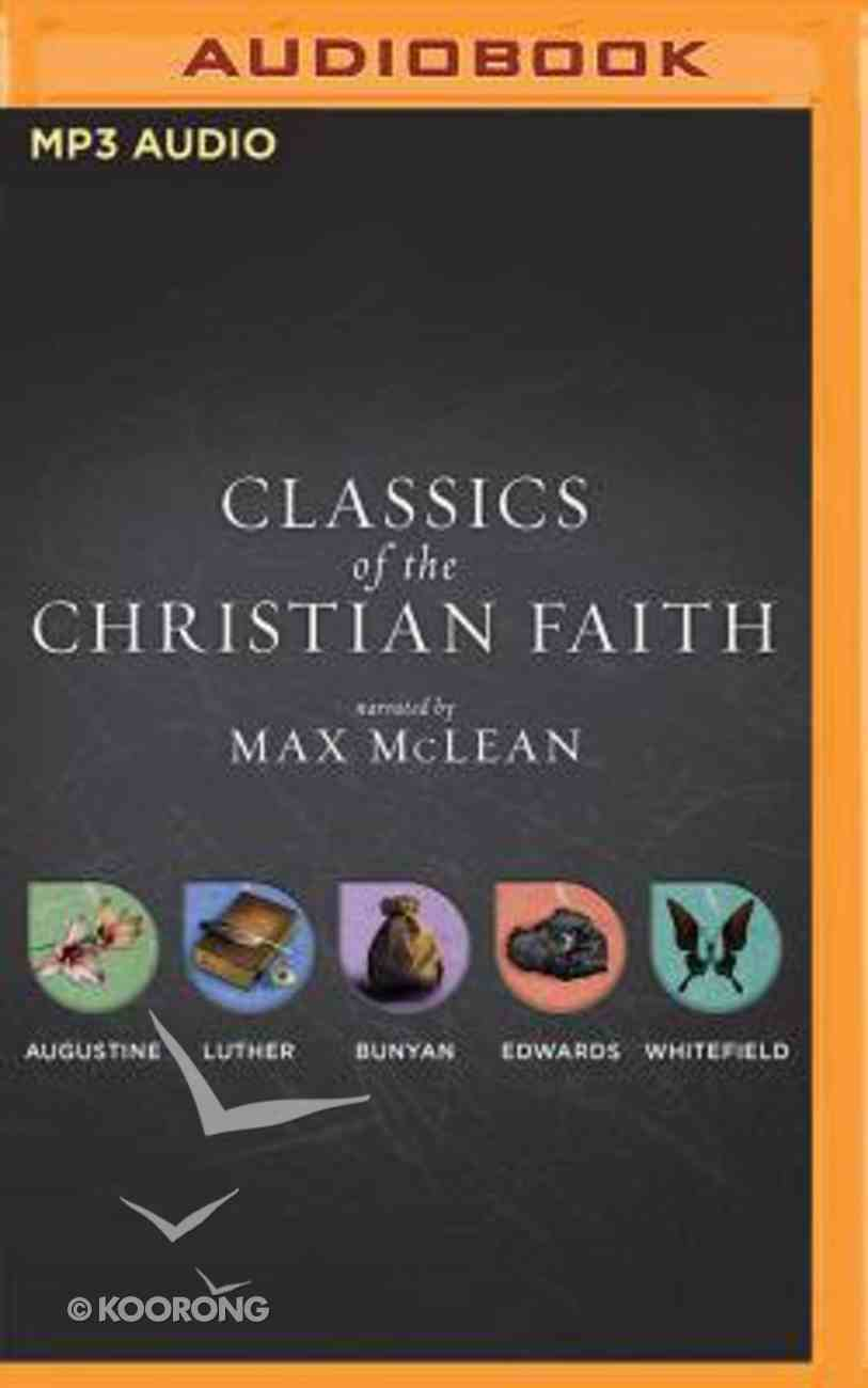 Complete Audio Collection (Unabridged, MP3) (Classics Of The Christian Faith Audio Series) CD