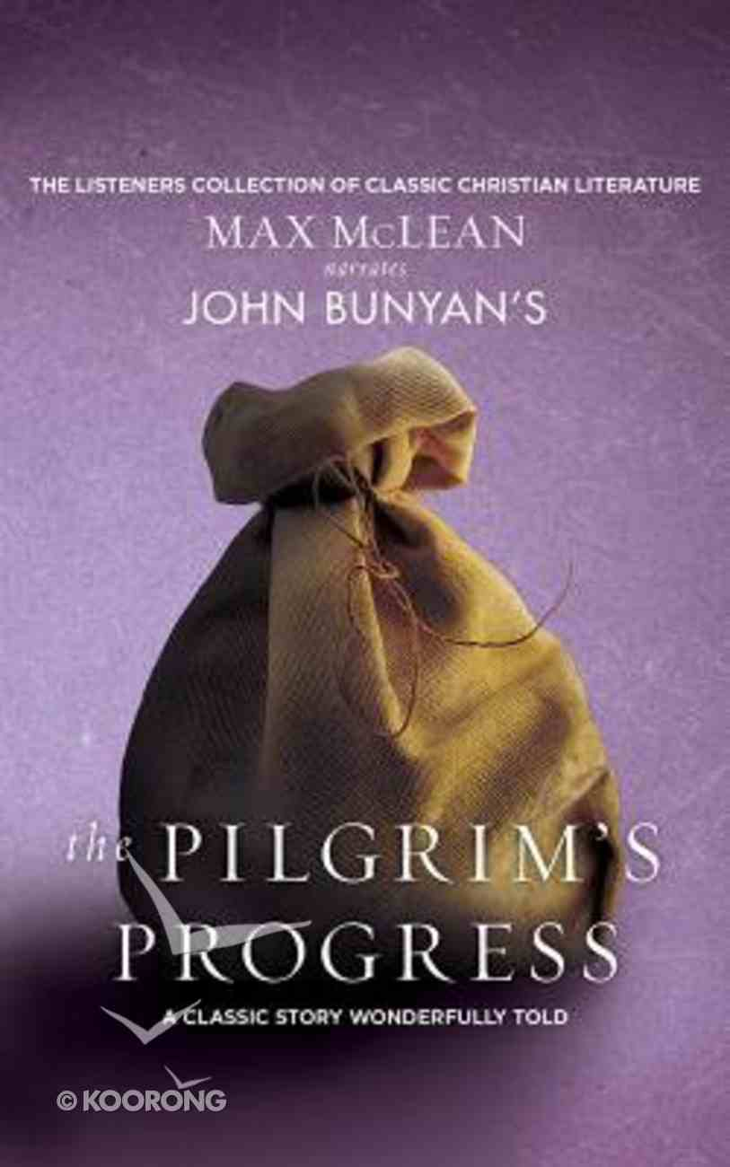 John Bunyan's the Pilgrim's Progress (Unabridged, 4 Cds) CD