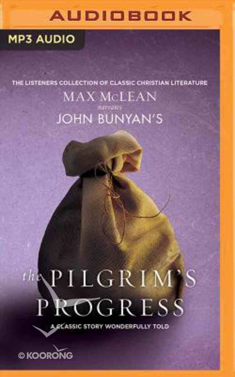 John Bunyan's the Pilgrim's Progress (Unabridged, Mp3) CD