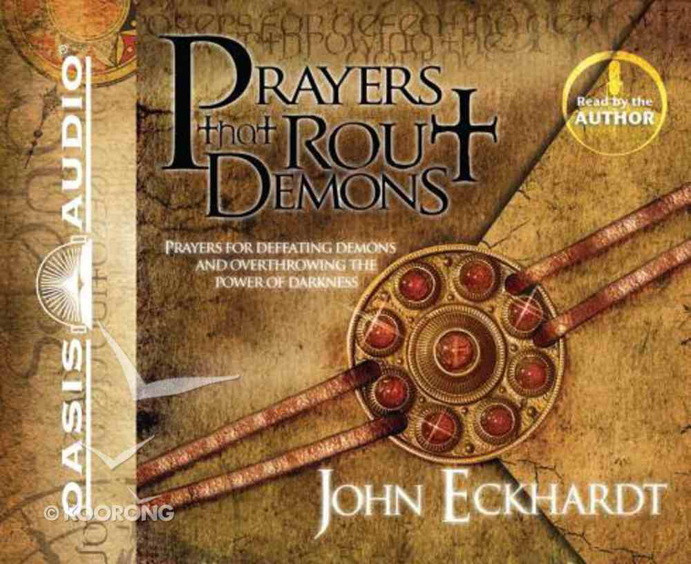 Prayers That Rout Demons (Unabridged, 3 Cds) CD