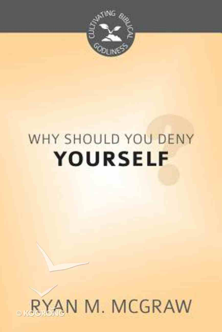Cbgo: Why Should You Deny Yourself? Booklet